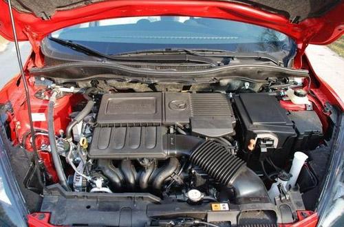 汽车 乐山/马自达的S/VT其实就是一种气门正时结构