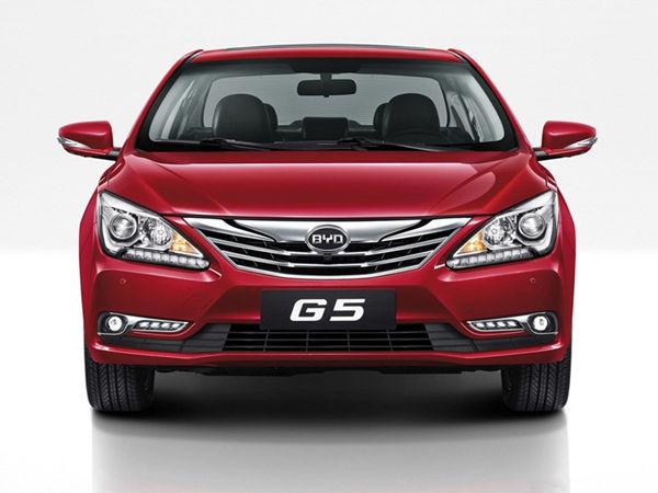 比亚迪G5(热销车型)